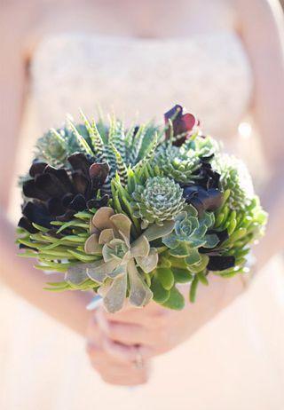 Свадьба - Букет Невесты Зеленый