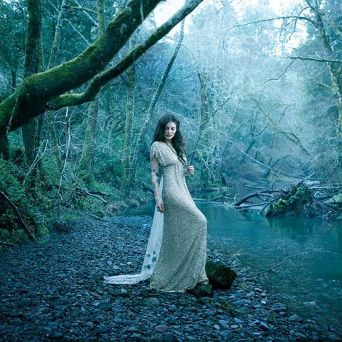 Big fairy tale wedding dresses