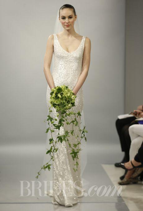 Mariage - Sans manches robe de mariage Inspiration