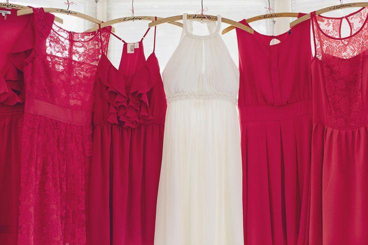 Wedding - Hot Pink {Wedding}