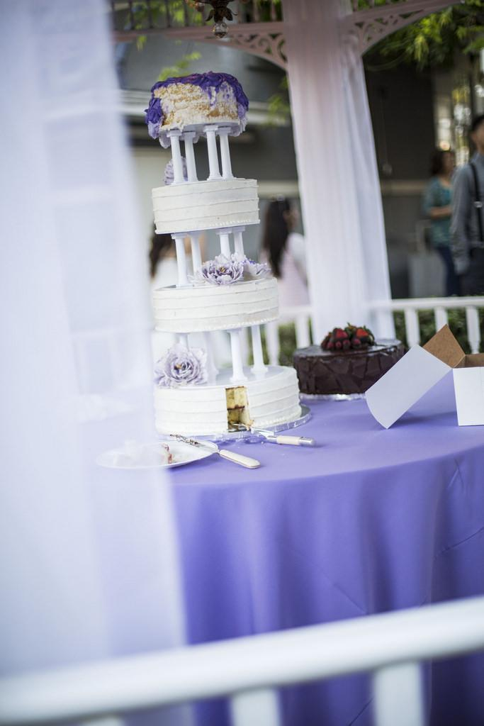 Hochzeit - In Scheiben geschnitten