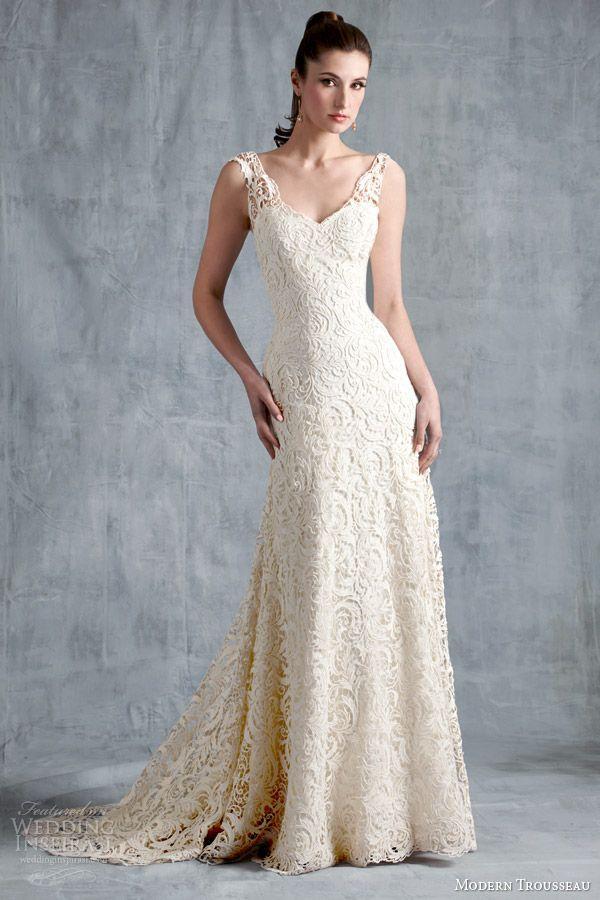 Wedding - Sleeveless Wedding Gown Inspiration