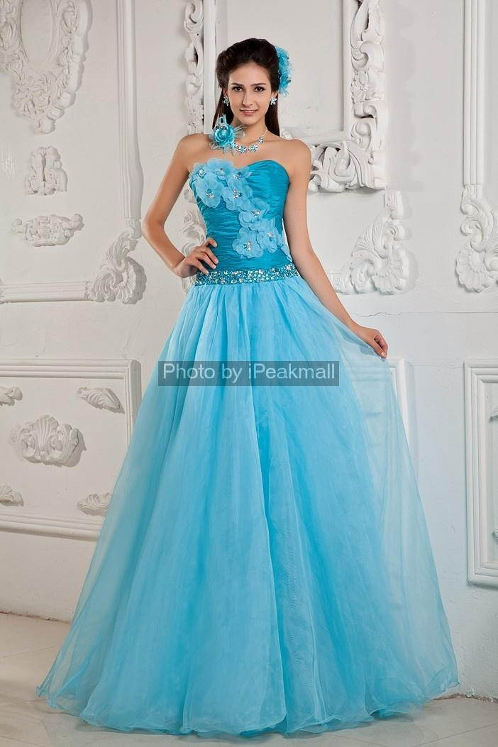 Quinceanera Dresses 2017 Mint Colorful Weddin...