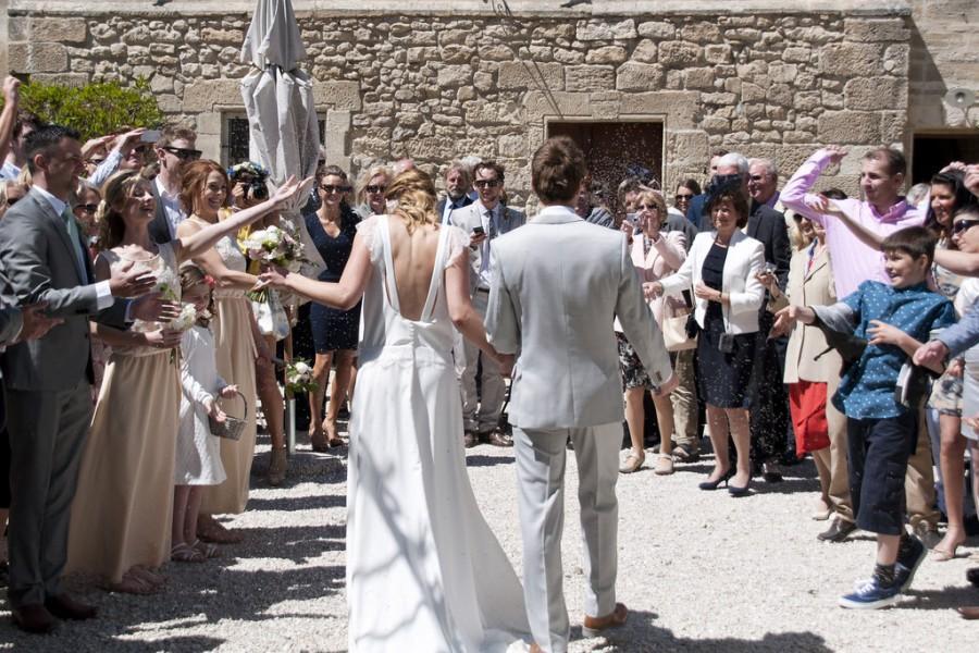 Wedding - Lavender Confetti - Provence Wedding
