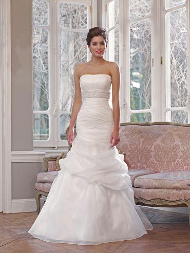 Wedding - Strapless Wedding Dress Inspiration