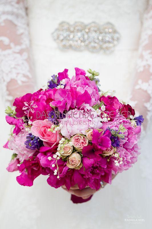 Свадьба - Свадебные Букеты И Расцветает