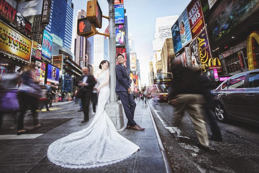 Hochzeit - [Hochzeits-] New York!