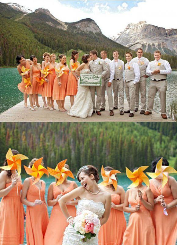 Orange wedding orange wedding theme 2100814 weddbook orange wedding theme junglespirit Gallery