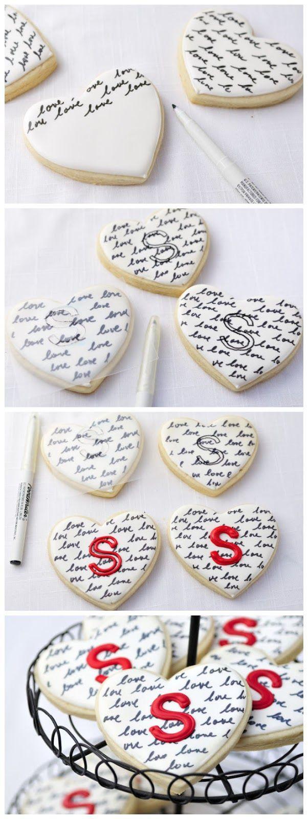 Свадьба - Cookies - День Святого Валентина