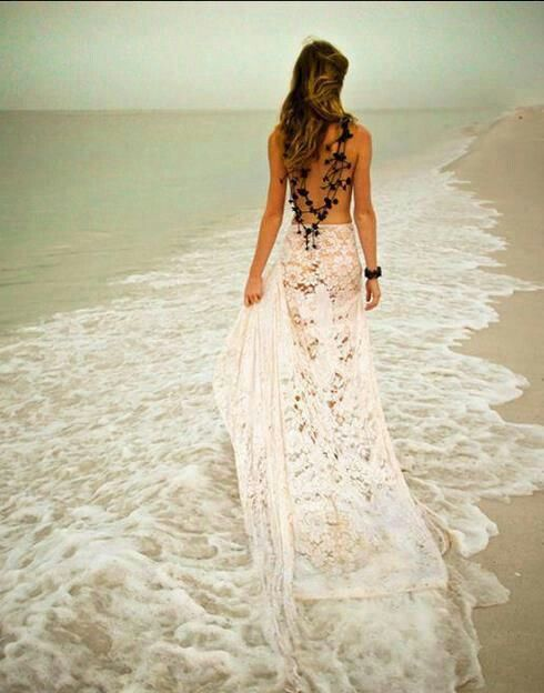 Mariages,PLAGE,robes