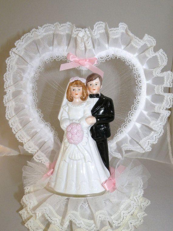 زفاف - القبعات العالية كعكة الزفاف