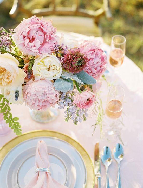 Mariage - Blush Pink {Wedding}