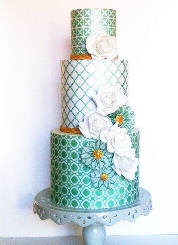 Hochzeit - Atemberaubende Hochzeitstorte und Kuchen-Ideen