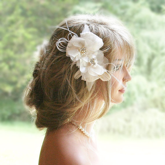 Wedding - Wedding Bridal Headpiece