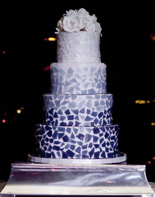 زفاف - ببراعة الأزرق