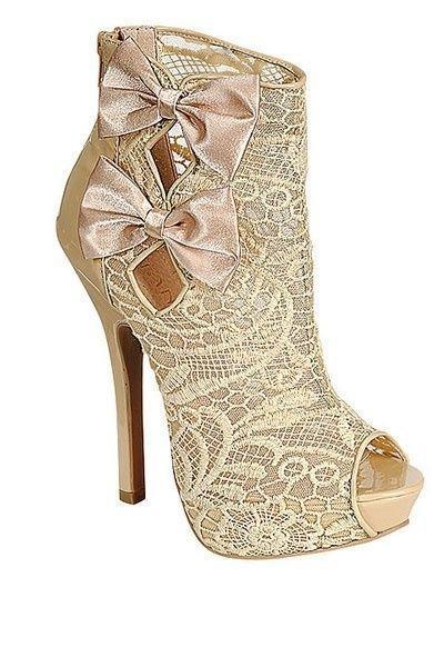 Hochzeit - Oh So Gorgeous Schuhe