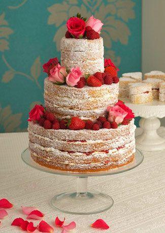 زفاف - مذهلة كعكة الزفاف كب كيك وأفكار
