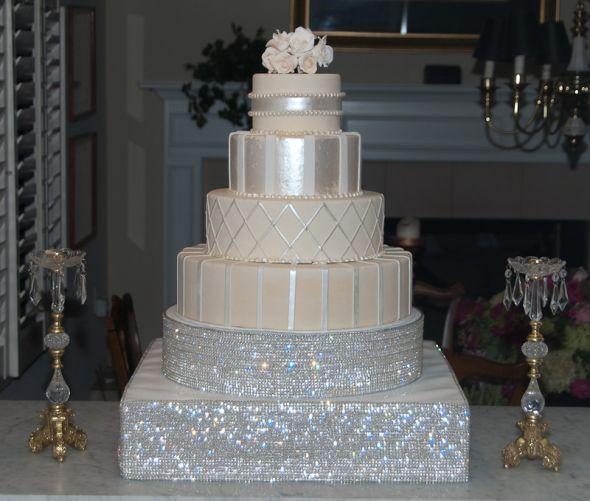 زفاف - جميلة الكعك والكعك الثاني
