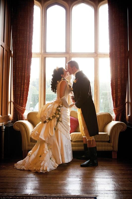 Свадьба - Доблестно Викторианской