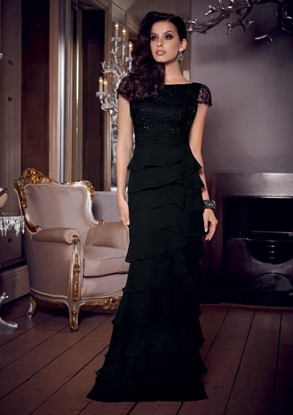 Свадьба - Chiffon And Lace Mother Of The Bride Dresses(HM0697)