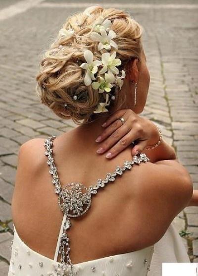 Mariage - cheveux de mariée