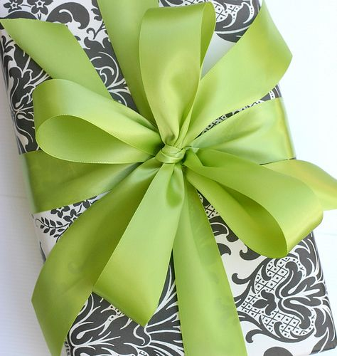 Wedding - Elegant Gift Wrapping