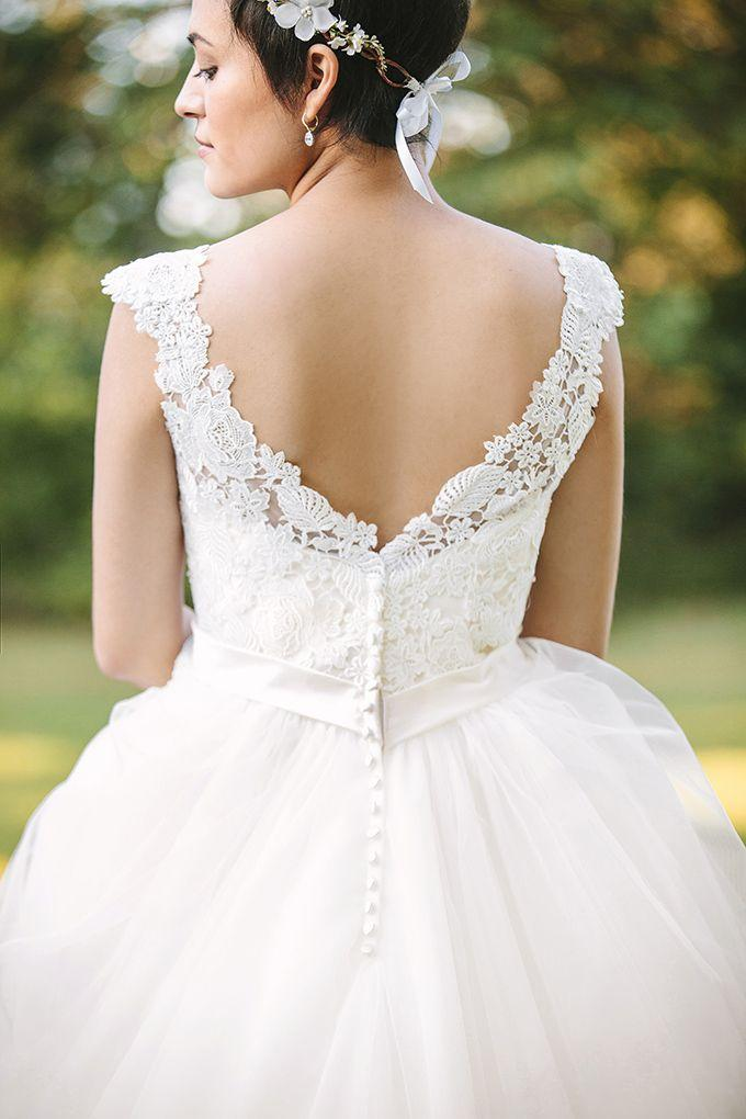 Wedding - Lace Lovers Wedding Dress Inspiration