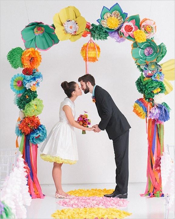 Wedding - DIY Flower
