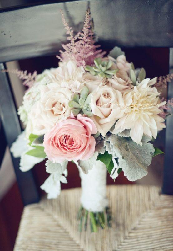 Свадьба - Ladies' Свадебные Букеты И Джентльмена Бутоньерки❤