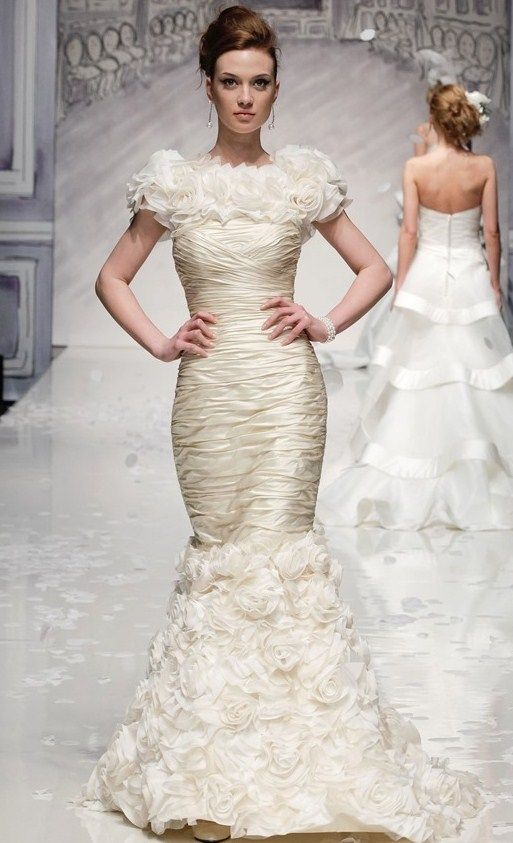 زفاف - ويقول نعم لهذا اللباس