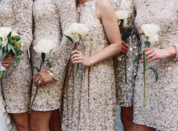 Wedding - Weddings-Bride-Sequins