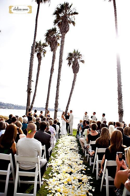 زفاف - حفلات الزفاف ذات الممر الواحد