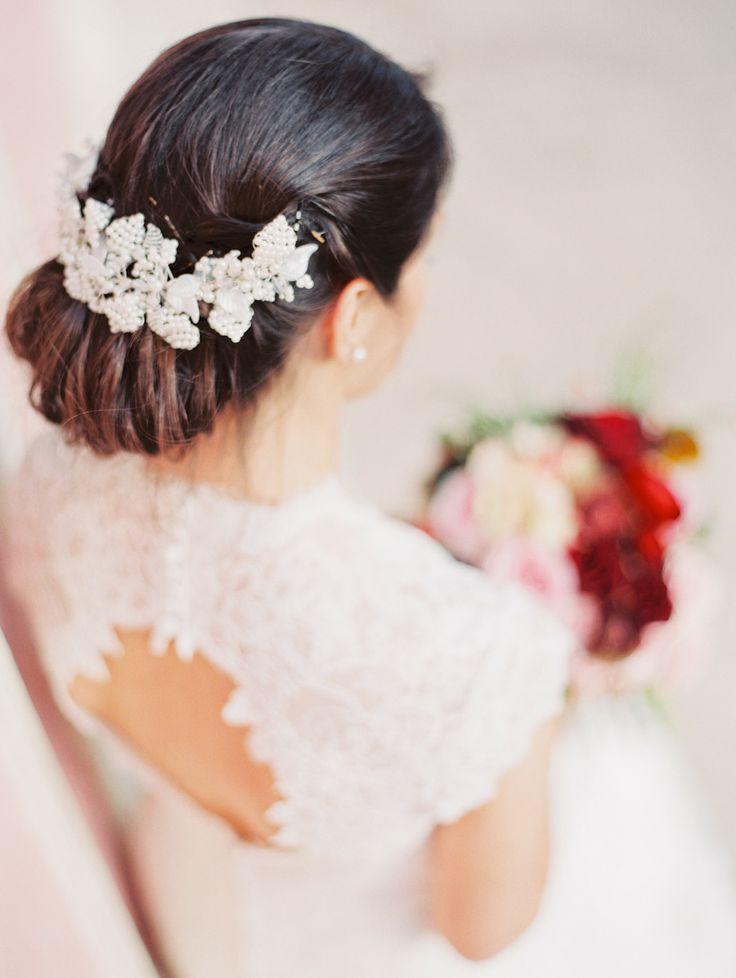 Mariage - ❥ Tocados Y Velos De Novias ❥