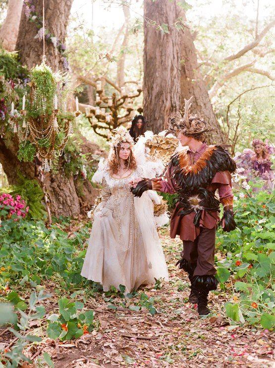 Hochzeit - Märchenwald Hochzeiten
