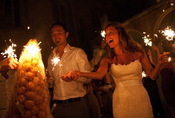 Mariage - Lumières de scintillement et scintillant Mariages