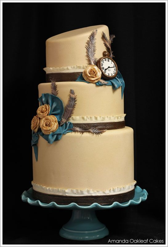 Cake - Weddings-Cakes #2105100 - Weddbook