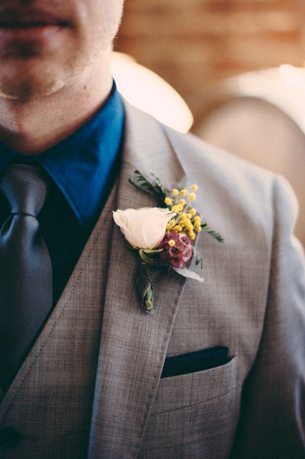 زفاف - Boutonnieres