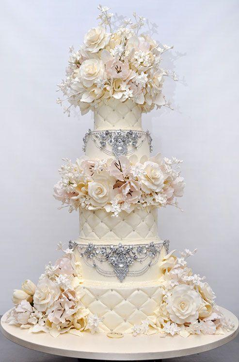 Mariage - Idées de gâteau de mariage