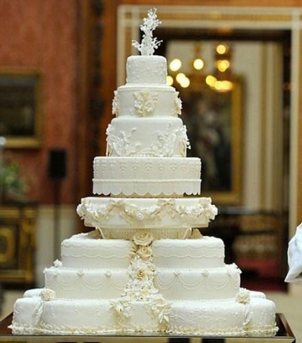 Mariage - Gâteaux de mariage de rêve