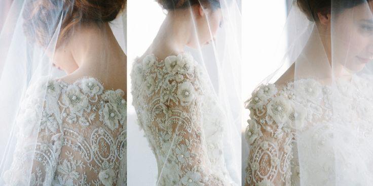 Свадьба - Кружева Любителей Свадебное Платье Вдохновение