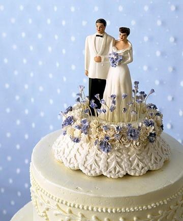 Свадьба - Toppers Свадебный торт