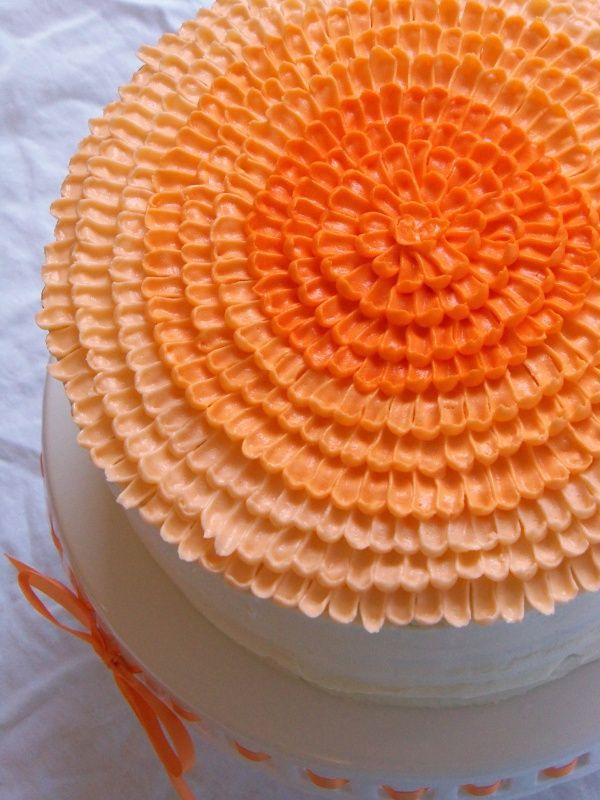 Wedding - Orange Wedding Theme