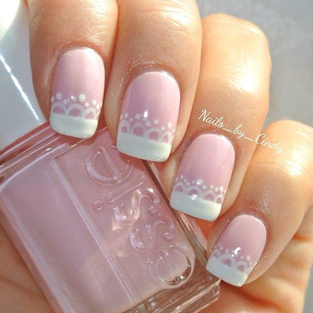 Wedding Nail Designs - Wedding Nail Art #2106871 - Weddbook