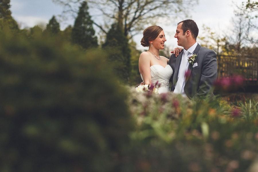 زفاف - كورتني + مايكل