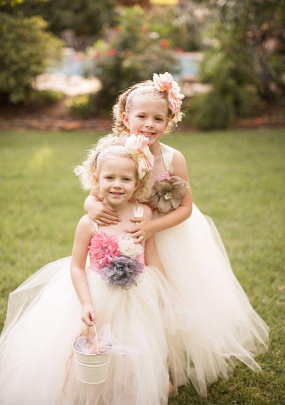 Flower Girls - Weddings-Flower Girls-Ring Bearer #2107190 - Weddbook