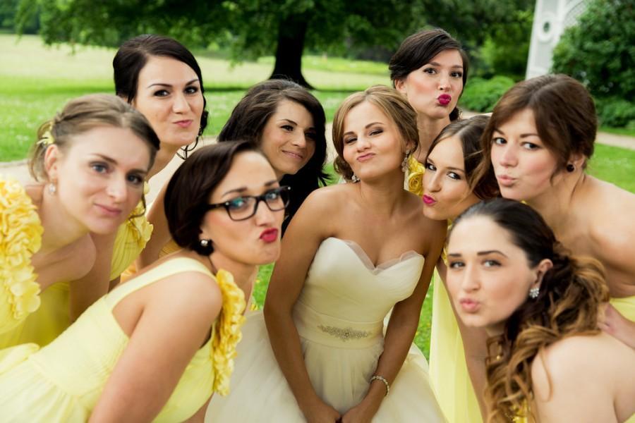 Wedding - The Ladies