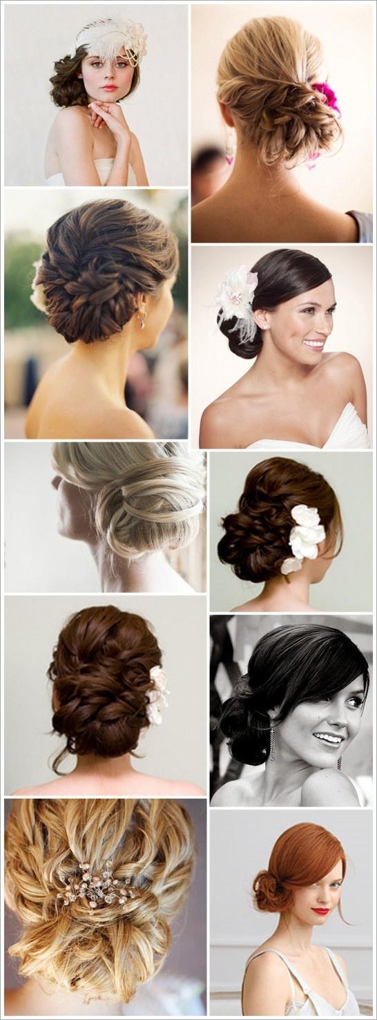 زفاف - قصات الشعر