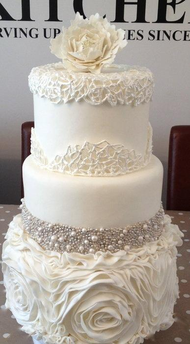Wedding - Beautiful Cakes & CupCakes II