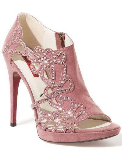 Hochzeit - Hochzeiten-Braut-Schuhe