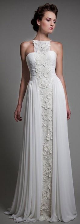 Свадьба - Свадебное Платье Без Рукавов Вдохновение
